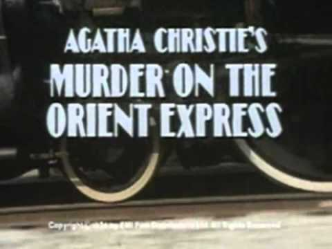 Murder On The Orient Express Trailer 1974