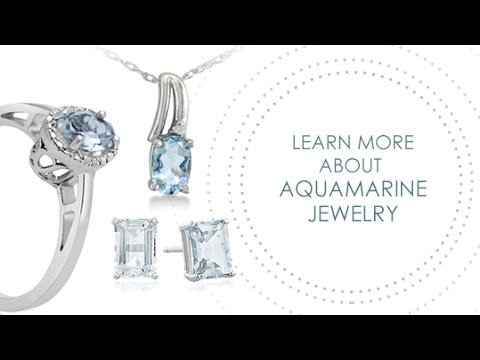 Aquamarine Jewelry by SuperJeweler - SuperJeweler.com