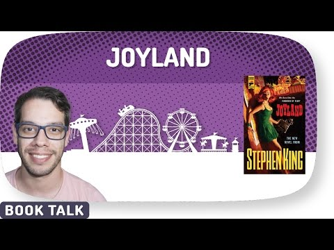 JOYLAND (Stephen King) | Resenha - #AllAboutKing