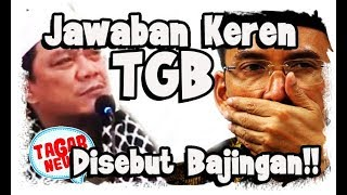 Video Respon Keren TGB Disebut Bajingan Oleh Yahya Waloni MP3, 3GP, MP4, WEBM, AVI, FLV Mei 2019