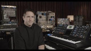 <b>Trent Reznor</b>  Archetype Of A Synthesizer