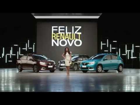 Feliz Renault Novo