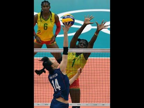 top những quả chọt bóng của phụ công hàn quốc Yang Hyo Jin (양효진) - Thời lượng: 9 phút và 35 giây.