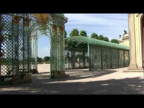 Parkanlagen: Potsdam (Brandenburg) - Sanssouci - Schlos ...