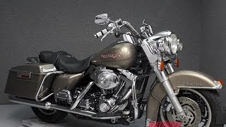 9. 2004 HARLEY DAVIDSON FLHRI ROAD KING - National Powersports Distributors