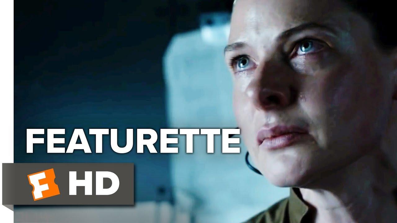 Life Featurette - Quarantine (2017) - Rebecca Ferguson Movie
