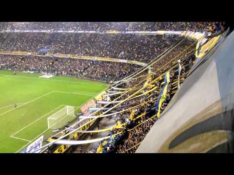 Video - CABJ-CAU: Quiero quemar el gallinero, que se mueran los cuervos y la guardia imperial...♪♫ - La 12 - Boca Juniors - Argentina