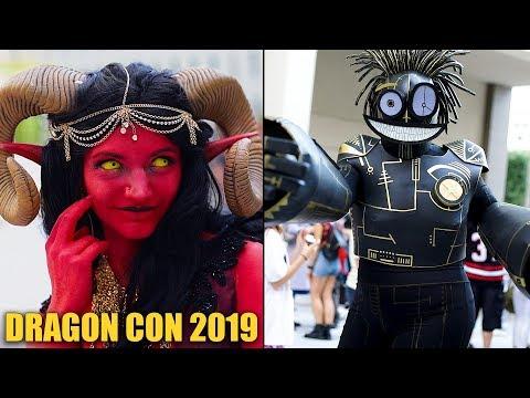 Dragon Con 2019 Cosplay Video