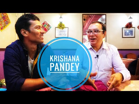 (An interview with Krishna Pandey   NRNA HK - Duration: 9 minutes, 59 seconds.)