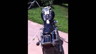 8. 1996 Harley Dyna Wide Glide