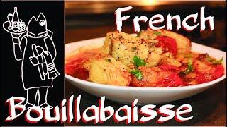 White Sea Bass Bouillabaisse