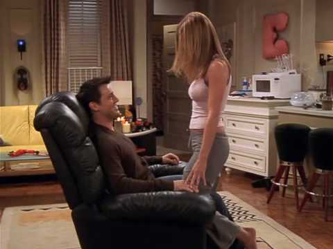 Jennifer Aniston's Sexy Ass and Nipples! Hottest Scene of Friends