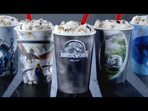 Jurassic World (Commercial Clip 'Jurassic Smash Blizzard')