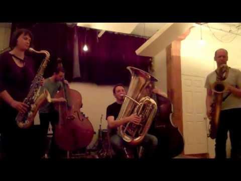 Josh Sinton's Gowanus Co. @ Douglass Street Music Collective 4-9-13 8/9