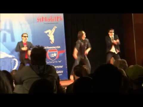 Leo Howard Gangnam Style AKA Grands 2013