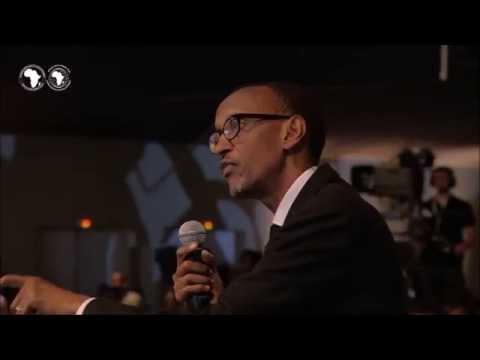 paul kagame - African Leaders Should Accept Their Failure In Solving Conflicts-- President Paul Kagame has challenged African leaders to take responsibility and accept t...
