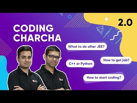Coding Pe Charcha 2.0 - Roadmap For Top Software Jobs? Competitive Vs Development?