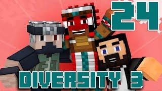Team Canada Plays DIVERSITY 3 - EP24 (Custom Minecraft Map)