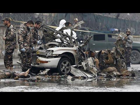 Αφγανιστάν: Επίθεση καμικάζι κοντά στο αεροδρόμιο της Καμπούλ