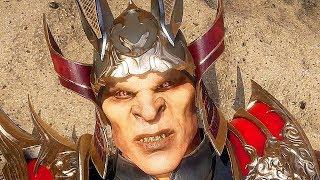 Video Mortal Kombat 11 Shao Kahn Vs. Kotal Kahn All Fight Cutscenes (MK11) MP3, 3GP, MP4, WEBM, AVI, FLV Juni 2019