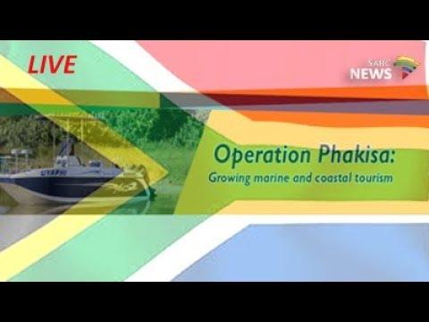 President Zuma launches Operation Phakisa Oceans Economy in KZN