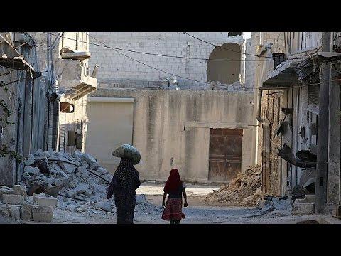 Συρία: ΗΠΑ -Ρωσία συμφώνησαν την επίτευξη εκεχειρίας από τα μεσάνυχτα της Κυριακής