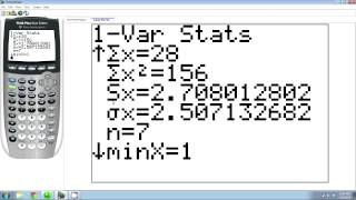 ✅ Standard Deviation Statistics Calculator Videos - by Stagevu.com