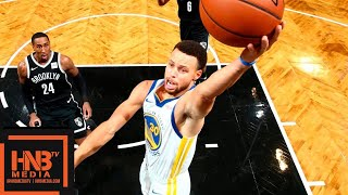 Golden State Warriors vs Brooklyn Nets Full Game Highlights | 10.28.2018, NBA Season