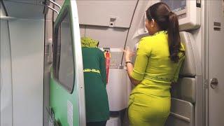 Download Video Pramugari Citilink Saat Menutup dan Membuka Pintu Pesawat Sebelum Terbang dan Sampai Tujuan MP3 3GP MP4