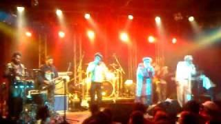 The Abyssinians - Ethiopia + Y Mas Gan / Live In Tel Aviv 2011