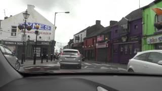 Athlone Ireland  City new picture : Drive through Athlone, Ireland