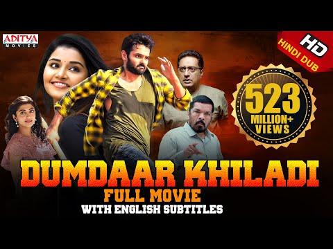 Download Dumdaar Khiladi New Released Hindi Dubbed Full Movie | Ram Pothineni | Anupama Parameswaran hd file 3gp hd mp4 download videos