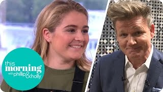 Video Gordon Ramsay Critiques His Own Daughter's Cooking! | This Morning MP3, 3GP, MP4, WEBM, AVI, FLV Mei 2019