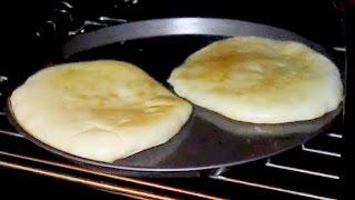 Pita Bread Recipe (Shawarma Bread) - How to make Pita Bread at Home