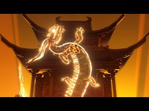 Kung Fu Panda 3 - Po vs Kai (2/3)