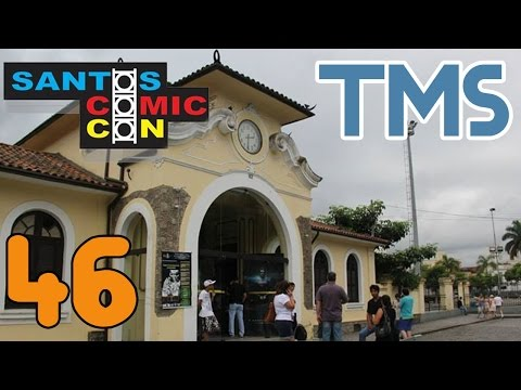 The Mullets Show: Santos Comic-Con nos Bastidores - The Mullets Show #46