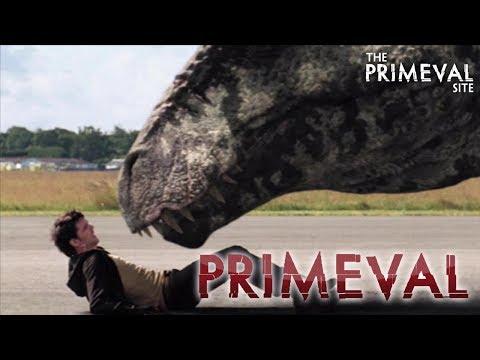 Primeval: Series 3 - Episode 4 - Connor's Close Encounter with a Giganotosaurus (2009)