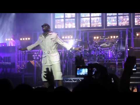 Tinie Tempah - Just A Little - Discovery Tour Part 2!! 19/02/11