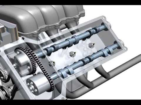 How - Animation I created for Toyota that gives an overview of the components of an engine, how an engine works and some of Toyota's valve, intake and exhaust tech...
