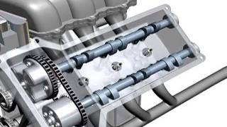 How An Engine Works - Comprehensive Tutorial Animation Featuring Toyota Engine Technologies