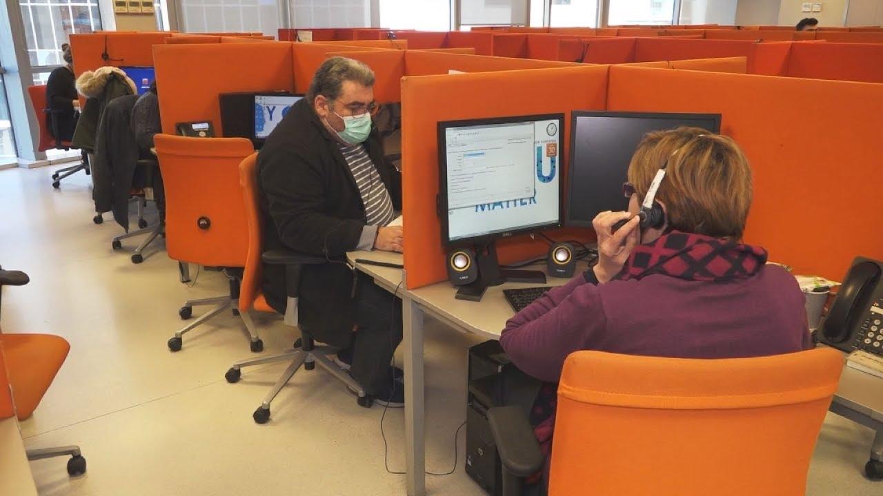 Το ΑΠΕ-ΜΠΕ στο τηλεφωνικό κέντρο Βοήθειας και Πληροφόρησης για τον κορονοϊό 1110