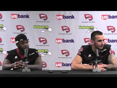 Brandon Doughty Interview 10/25/2014 video.
