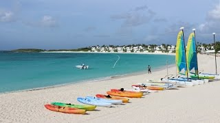 Most islands would be lucky to have just one beach as pretty as those on Anguilla, but this Caribbean island has 33 postcard- perfect white sand beaches. The...