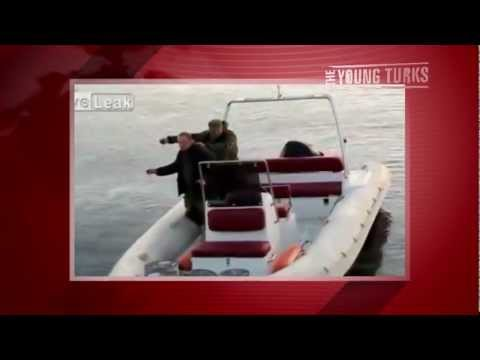 grenades - What happens when Russians try using grenades to catch fish? This explosive video shows the terrible result. Ana Kasparian, Cenk Uygur, and Steve Oh break it...