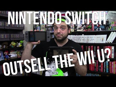 Can the Nintendo Switch Outsell the Wii U in Just ONE Year? | RGT 85
