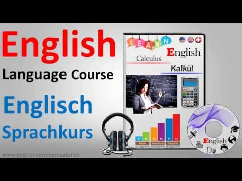 Calculus Kalkül Englisch Sprachkurse English language Bottmingen Böttstein Bözberg Oberägeri