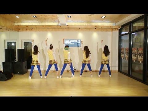 Crayon Pop (크레용팝) - FM Dance Practice Ver. (Mirrored) (видео)