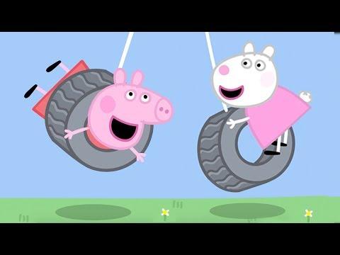 Свинка Пеппа - Cборник 8 (45 минут) (видео)