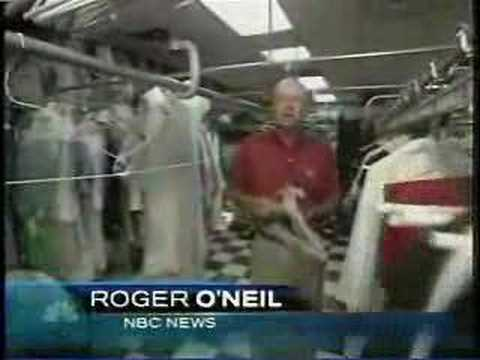 Brian Williams - The Hanger Network goes Green