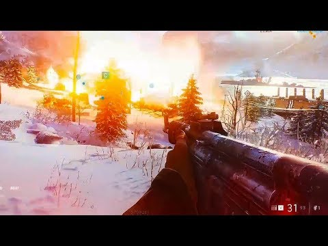 Battlefield V Gameplay Highlights